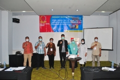 Bimtek Hibah Bansos Kota Ambon