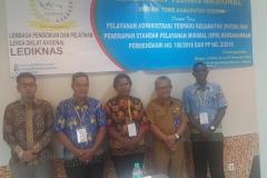 Bimtek-Pemerintahan-Distrik-Kabupaten-Keerom-Papua