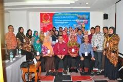 Kegiatan Bimtek Nasional Belitung Timur
