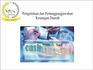 Jadwal Bimtek Keuangan Daerah