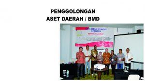 Bimtek Penggolongan dan Kodefikasi BMD