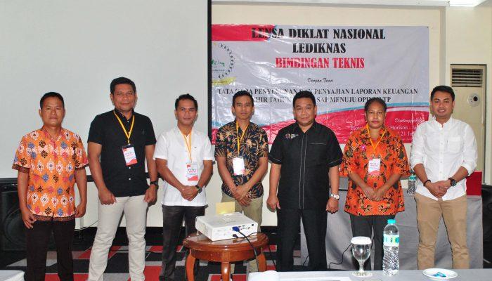 Bimtek Satpol PP Provinsi Papua