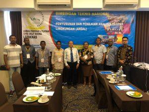 Bimtek Amdal Kabupaten Sarmi Papua