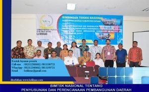 Bimtek Perencanaan Pembangunan Daerah