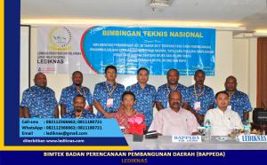 Bimtek Badan Perencanaan Pembangunan Daerah (Bappeda)