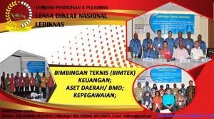 Bimtek Keuangan Aset Daerah Kepegawaian Kabupaten Kota Provinsi Papua