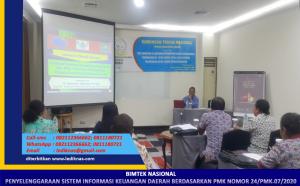 Bimtek Penyelenggaraan Sistem Informasi Keuangan Daerah