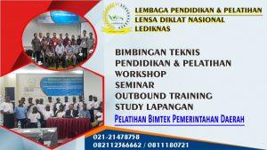 Pelatihan Bimtek Pemerintahan Daerah