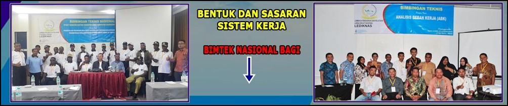 Bimtek Nasional Bagi