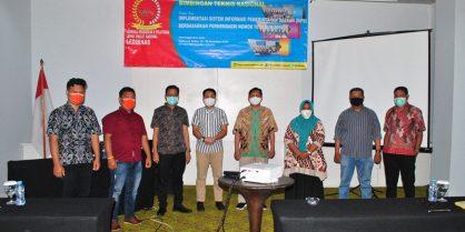 Bimtek Kabupaten Mamberamo Tengah