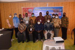 BIMTEK Manokwari Selatan di Makassar