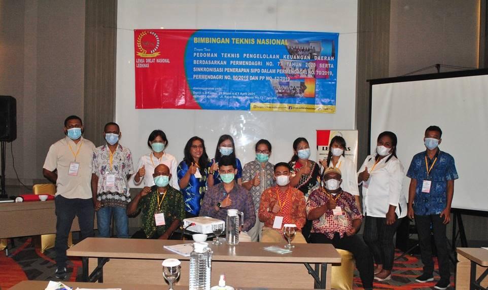 Berita Kegiatan Bimtek Kabupaten Intan Jaya