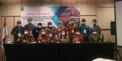 Berita Kegiatan Bimtek Papua dan Sulawesi Tenggara